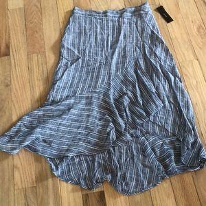 Lulus High Low Skirt Size Medium